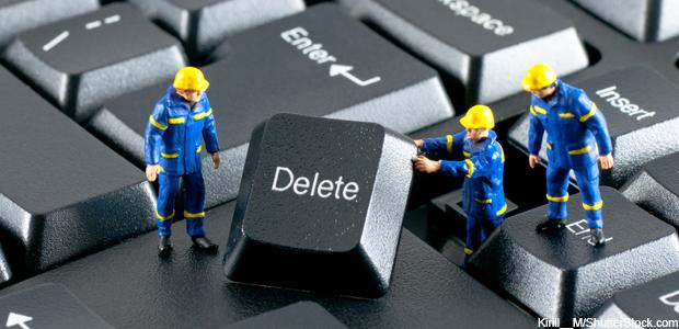 как удалить фотографию ВКонтакте