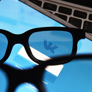 «ВКонтакте» оказался в пятерке наиболее посещаемых сайтов на Украине