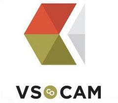 Логотип VSCOcam