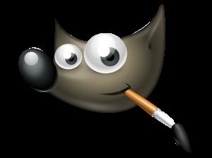 Внешнее представление GIMP
